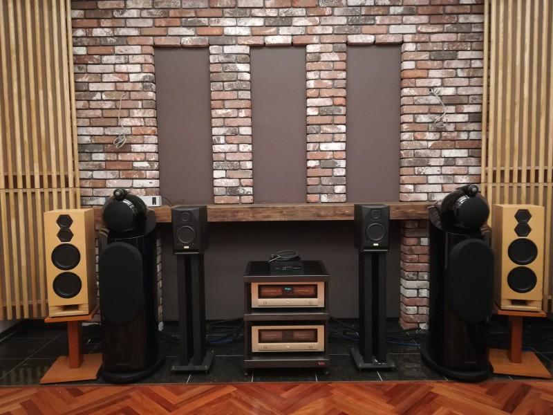 オーディオルームの室内音響設計について ④ ~響きの質~